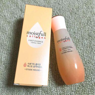 モイストフルCL ファースト美容液/ETUDE HOUSE/美容液を使ったクチコミ(1枚目)