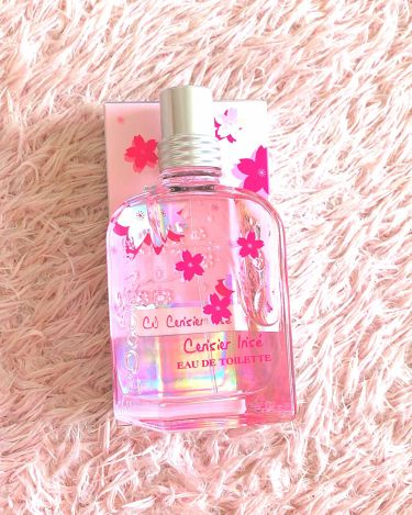 チェリープリズムオードトワレ/L'OCCITANE/香水(レディース)を使ったクチコミ(1枚目)