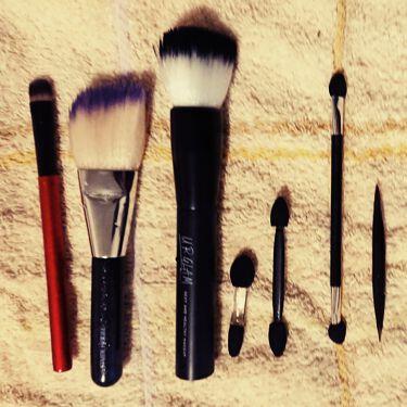 パフ・スポンジ専用洗剤/DAISO/その他化粧小物を使ったクチコミ(3枚目)