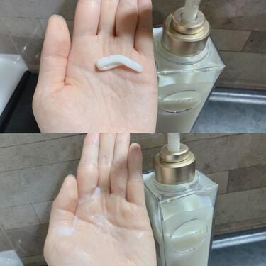 【画像付きクチコミ】こんにちは。Hanaです໒꒱SNSで話題になってるプルント(Purunt.)のヘアアイテムを使ってみたのでご紹介。使ってみたのは、こちら。☑プルントモイストリッチ美容液シャンプー/モイストリッチリペア美容液トリートメント☑プルントディ...