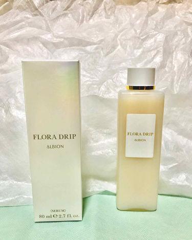 LIPSベストコスメ2019カテゴリ賞 化粧水部門 第3位 ALBION フローラドリップの話題の口コミ・レビューの写真 (1枚目)