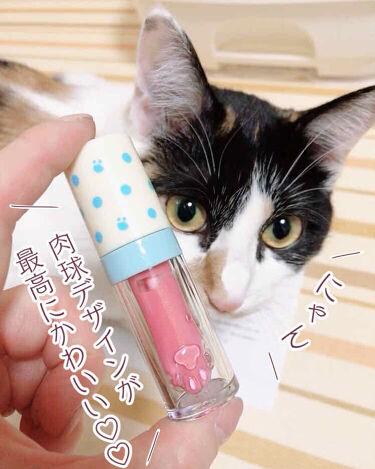 BABY CAT リクイドブラッシュ/FlowerKnows/ジェル・クリームチークを使ったクチコミ(2枚目)