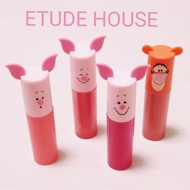 カラーインリキッドリップエアームース/ETUDE HOUSE/口紅を使ったクチコミ(1枚目)