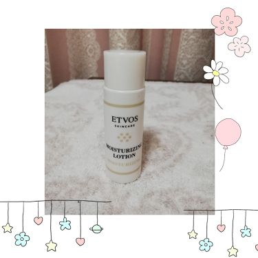 セラミドスキンケア モイスチャライジングローション/ETVOS/化粧水を使ったクチコミ(1枚目)
