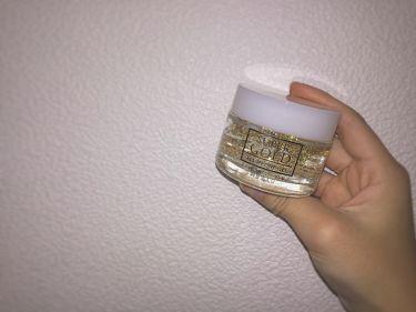 Saya Inoueさんの「プレスカワジャパンスーパーゴールド 純金箔入 オールインワン<オールインワン化粧品>」を含むクチコミ