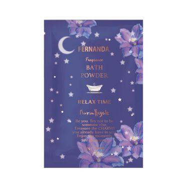 2021/10/22発売 フェルナンダ [医薬部外品]Fragrance Bath Powder 30g(Maria Regale)/フレグランスバスパウダー30g(マリアリゲル)