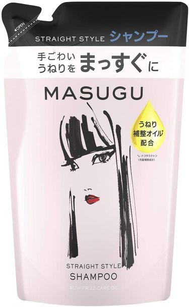 MASUGU シャンプー/トリートメント シャンプー つめかえ用 320g
