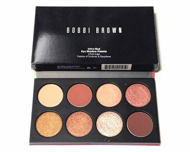 Infra-Red Eys shadow Palette/BOBBI  BROWN/パウダーアイシャドウを使ったクチコミ(1枚目)