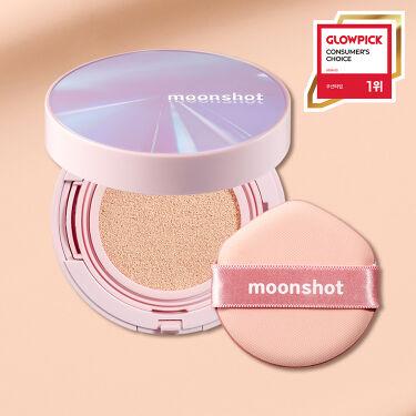 マイクログラッシーフィットクッション micro glassyfit cushion moonshot
