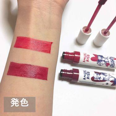 エンジェルキスティント/ARITAUM(アリタウム/韓国)/口紅を使ったクチコミ(3枚目)