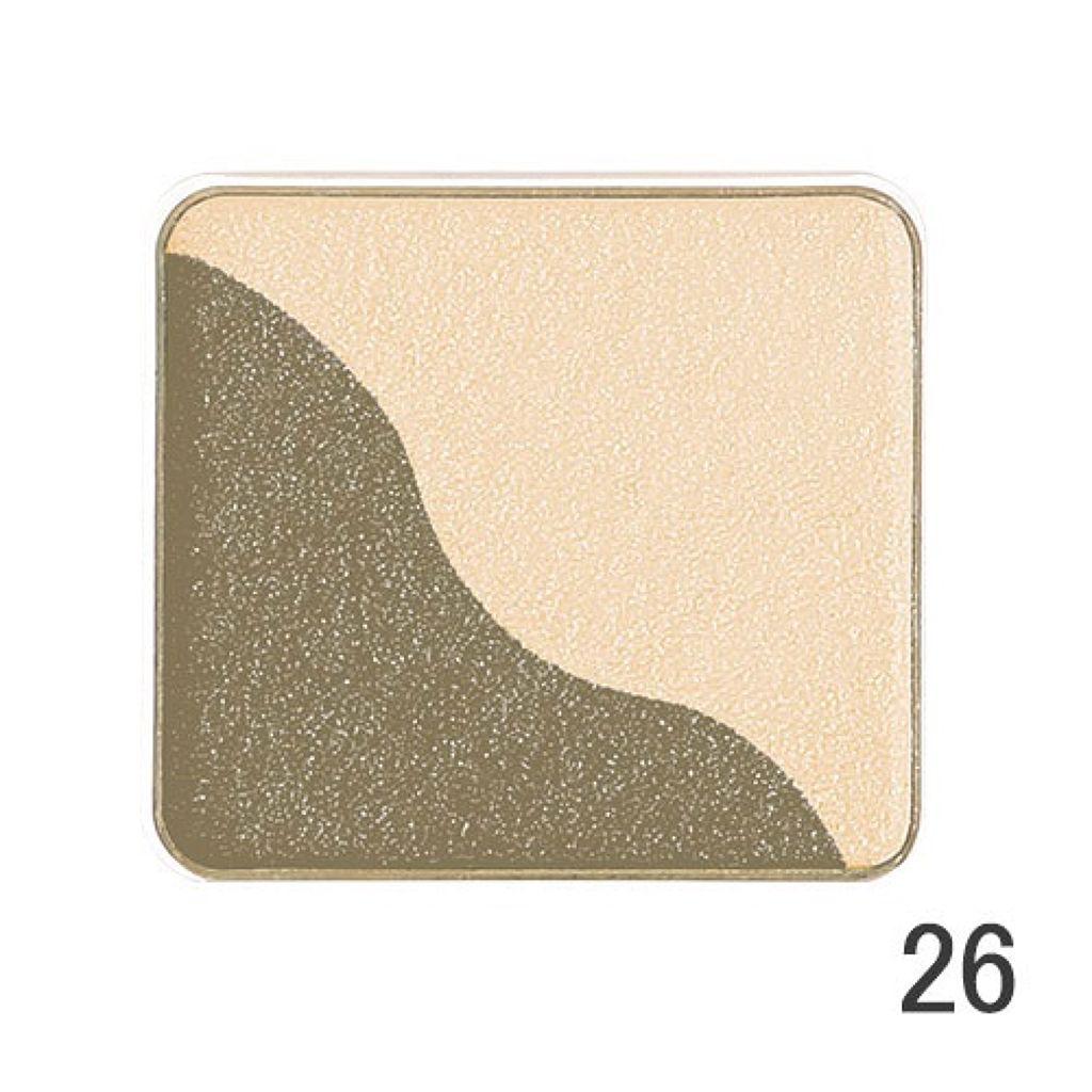 トーン ペタル アイシャドウ 26:ゴールドアッシュ