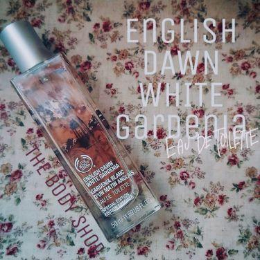 cleoさんの「THE BODY SHOPイングリッシュドーンホワイトガーデニア オードトワレ<香水(レディース)>」を含むクチコミ