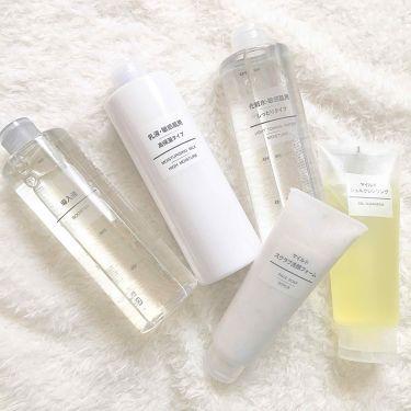 化粧水・敏感肌用・しっとりタイプ/無印良品/化粧水を使ったクチコミ(1枚目)