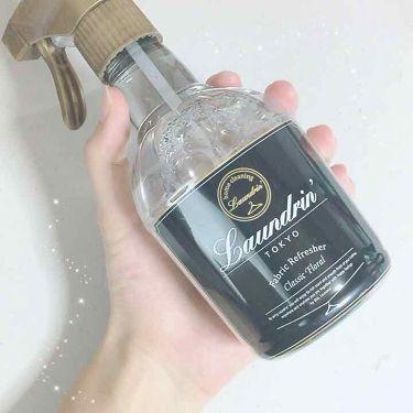 ぴん🦔さんの「ランドリンファブリックミスト クラシックフローラル<香水(その他)>」を含むクチコミ
