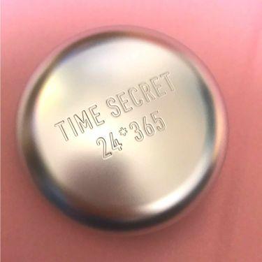 タイムシークレット ミネラルUVパウダー/タイムシークレット(TIME SECRET)/プレストパウダーを使ったクチコミ(1枚目)