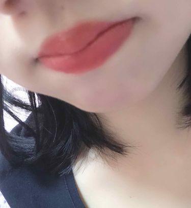 ラ プティット ローブ ノワール リップ カラーインク/GUERLAIN/口紅を使ったクチコミ(2枚目)