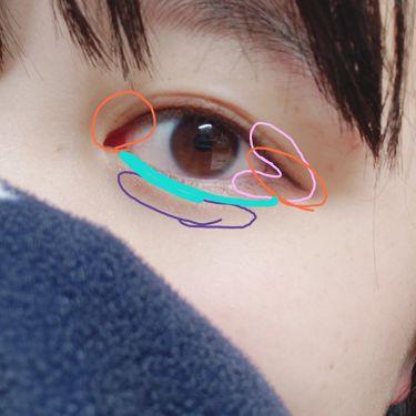 【画像付きクチコミ】TWICEミナ風メイクです友達にこれ誰風メイクでしょうって聞いたらちゃんとミナでした!!ミナってとっても可愛いですよね!!気品がある目でとても魅力的ですそんな目になってみたくてメイクをやって見ました!!----------------...