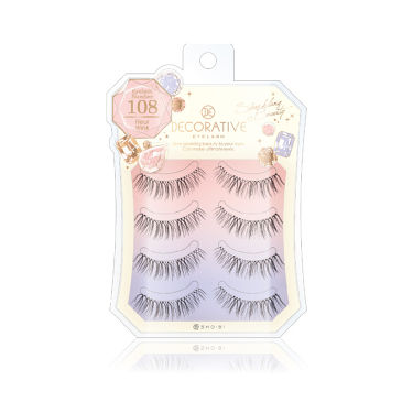 Decorative Eyelash デコラティブアイラッシュ 108 Fleur Wink