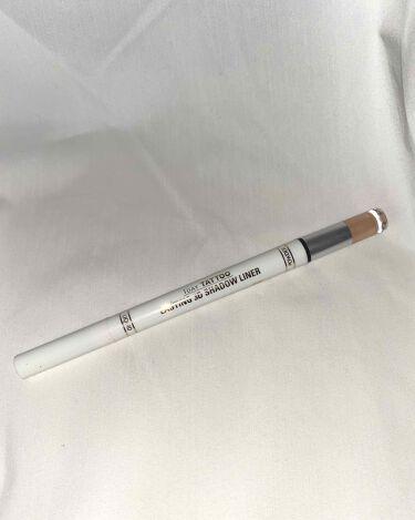 ラスティング3Dシャドウライナー/K-Palette/リキッドアイライナーを使ったクチコミ(1枚目)