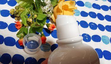スマイルコスメティックホワイトニングデンタルリンス/スマイルコスメティック/歯磨き粉を使ったクチコミ(3枚目)