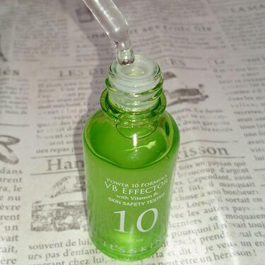 POWER 10 FORMULA VB EFFECTOR/It's skin(韓国)/美容液を使ったクチコミ(2枚目)