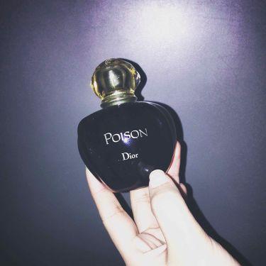プワゾン オードゥ トワレ/Dior/香水(レディース)を使ったクチコミ(1枚目)