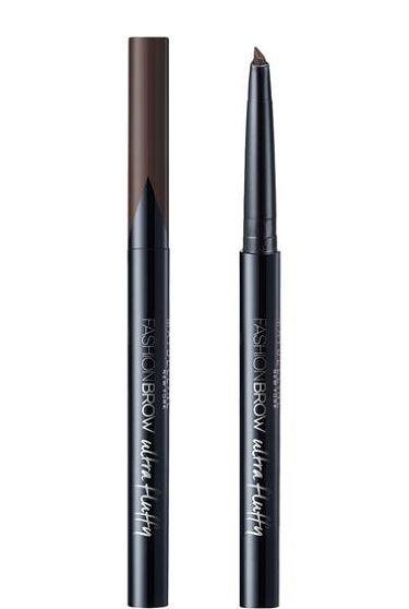 【旧品】ファッションブロウ パウダーインペンシル BR-1 自然な濃茶色