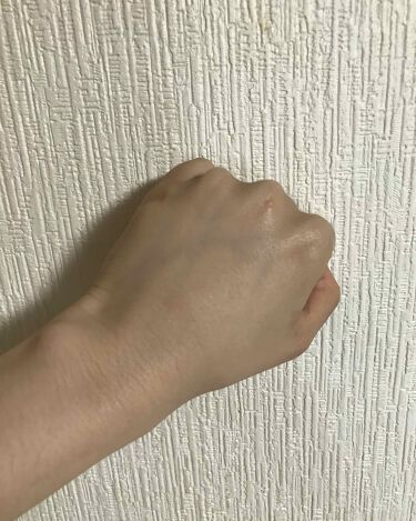 ミルキースキンマスク/MAJOLICA MAJORCA/化粧下地を使ったクチコミ(3枚目)