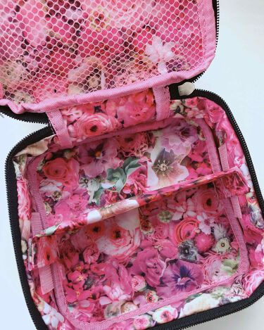 nicolaibergmann flower box pouch book/宝島社/化粧ポーチを使ったクチコミ(3枚目)