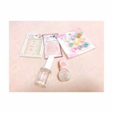 Hello Beauty Selection ネイルカラー/DAISO/その他を使ったクチコミ(4枚目)