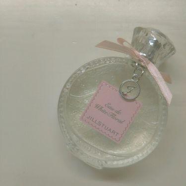 ジルスチュアート リラックス オード ホワイトフローラル/ジルスチュアート/香水(レディース)を使ったクチコミ(2枚目)