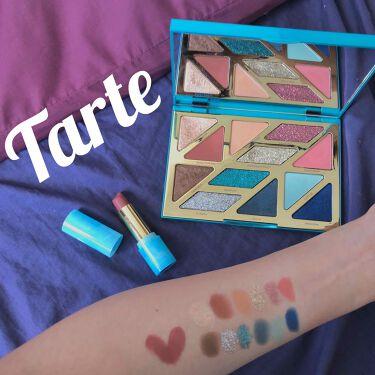 color splash lipstick/tarte/口紅を使ったクチコミ(1枚目)