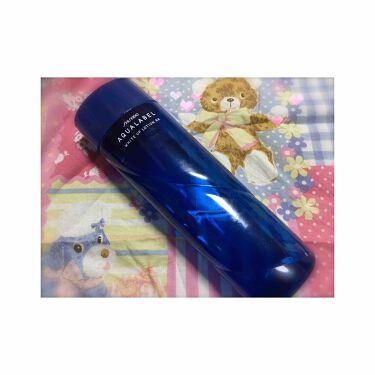 ホワイトアップローション(RR)/アクアレーベル/化粧水を使ったクチコミ(1枚目)