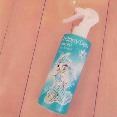 rikoさんの「マンダムハッピーデオ ウォーター アイスタイプ クールシトラスの香り<デオドラント・制汗剤>」を含むクチコミ