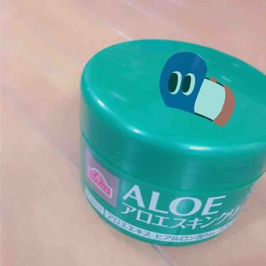 rikoさんの「トップバリュアロエスキンクリーム<ボディクリーム・オイル>」を含むクチコミ