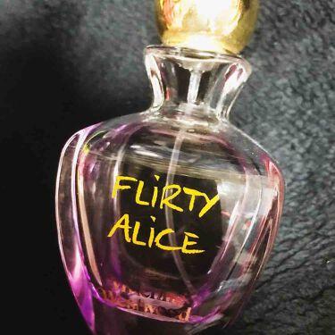 もこさんの「ヴィヴィアン・ウエストウッド(フレグランス)フラーティ アリス オードトワレ<香水(レディース)>」を含むクチコミ