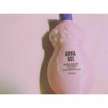 yunさんの「アナ スイローズ ボディ ローション<ボディローション・ミルク>」を含むクチコミ