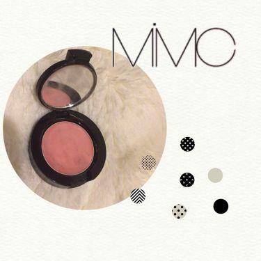 ミネラルクリーミーチーク/MiMC/ジェル・クリームチーク by mai