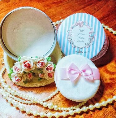 すっぴんパウダー パステルローズの香り/クラブ/その他スキンケア by 幸せキティーtrust