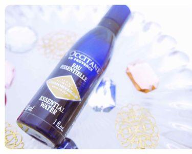 イモーテル エッセンシャルフェースウォーター/L'OCCITANE/化粧水を使ったクチコミ(1枚目)