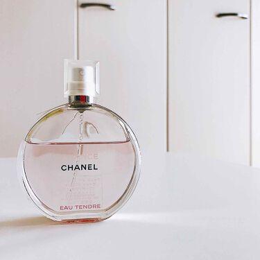 xxnonxxさんの「CHANELチャンス オー タンドゥル オードゥ トワレット(ヴァポリザター)<香水(レディース)>」を含むクチコミ