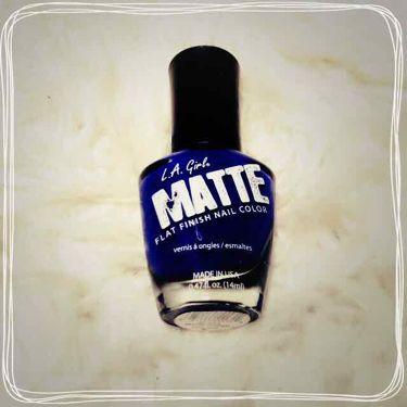 MATTE/LA Girl/その他を使ったクチコミ(1枚目)