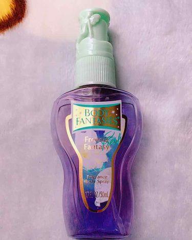 ボディスプレー フレッシュフリージア/ボディファンタジー/香水(その他)を使ったクチコミ(1枚目)