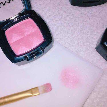 maimiさんの「NYX Professional Makeupシングルアイシャドウ<パウダーアイシャドウ>」を含むクチコミ