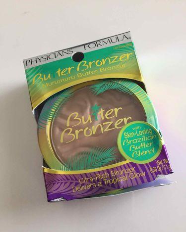 Butter Bronzer/PHYSICIANS FORMULA/プレストパウダーを使ったクチコミ(1枚目)