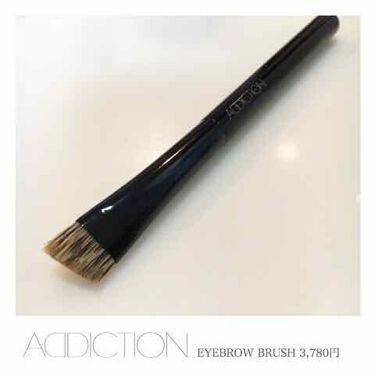 アイブロウ ブラシ/ADDICTION/メイクブラシ by りお