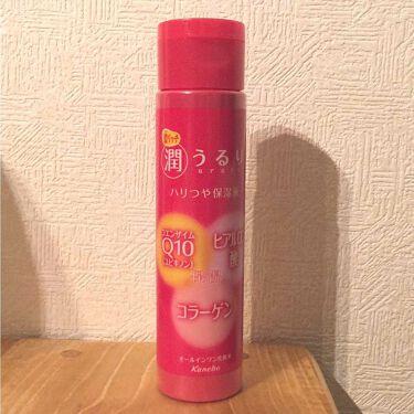 濃リッチ ハリつや保湿液/潤(うるり)/オールインワン化粧品を使ったクチコミ(1枚目)