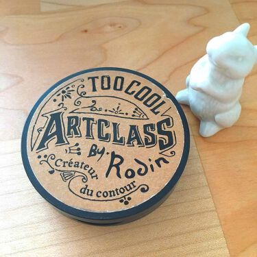 アートクラス バイ ロダン/too cool for school/プレストパウダーを使ったクチコミ(1枚目)