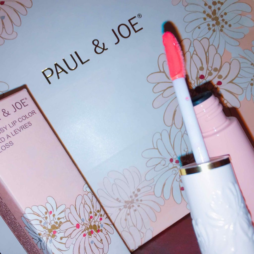 ポール & ジョー ボーテ グロッシー リップ カラー