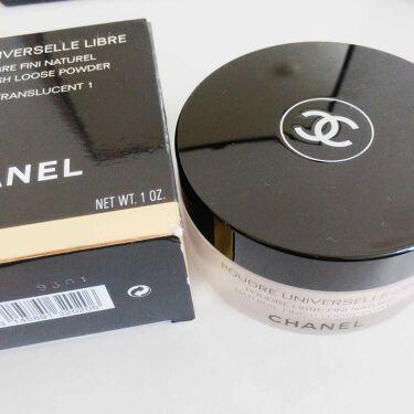 プードゥル ユニヴェルセル リーブル/CHANEL/ルースパウダーを使ったクチコミ(1枚目)